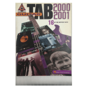 Guitar tab 2000, 2001 : 16 of the hottest hits!