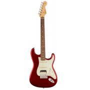 Guitarra Fender 011 3040 - Am Professional Stratocaster Shawbucker Hss Rw - 709 - Candy Apple Red