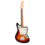 Guitarra Fender 011 4010 - Am Professional Jaguar Rw - 700 - 3-Color Sunburst