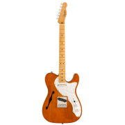 Guitarra Fender 037 4067 - Squier Classic Vibe 60s Telecaster Thinline Mn - 521 - Natural