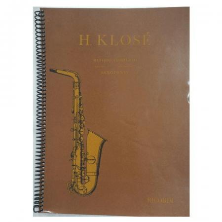 H. Klosé - Método Completo Para Todos os Saxofones - RB0830