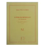 "Heitor Villa - Lobos O POLOCHINELLO ( Le Polichinelle ) n°7 de "" A Prole do Bebé n° 1"" ( lA Famille"