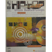Hip-Hop and Rap Drum Beats & Loops - (Com dois CDs)