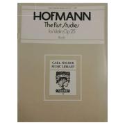Hofmann The First Studies para Violino, Op.25 - Book 1 - L200