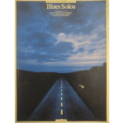 Home Organist Library Volume 8 Blues Solos AM29646