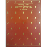 Home Piano Library Country & Western Volume Eight - AM36799