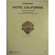 Hotel California - Recorded by The Eagles - Guitar / Tab / Vocal - GV9601