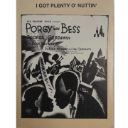 I Got Plenty 0' Nuttin' - The Theatre Guild presents Porgy and Bess music by George Gershwin VS5981