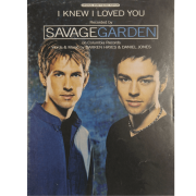 I Knew I Loved You Recorded by Savage Garden on Columbia Records PV99123