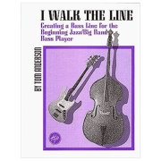 I Walk the Line - Creating a Bass Line for the Beginning Jazz/Big Band Bass Player