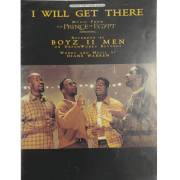 I Will Get There - Music From The Prince of Egypt Inspirational Recorded by Boyz II Men PV98158