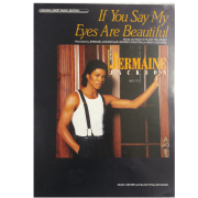 If You Say My Eyes Are Beautiful - Jermaine Jackson 18871SMX