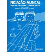Iniciação Musical - Livro Do Professor Brincando Criando E Aprendendo Rb0819