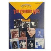 Instrumental Magic Top Country Hits para Clarinete - IF0527