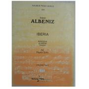 Isaac Albeniz Iberia Rondena Almeria Triana for Piano Solo Volume Two 3005