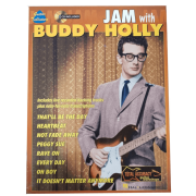Jam With Buddy Holly - Guitar - HL00695558