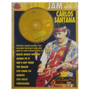 Jam with Carlos Santana (Book/CD) - 5368A