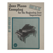 Jazz Piano Comping for the Beginning Jazz Improvisor - From The Top - By Tom Anderson - HL00030036