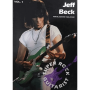 Jeff Beck Super Rock Guitarist Vol 1 - IMP/RITTOR - 14491