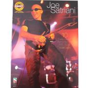 Joe Satriani 10 Easy Guitar Transcriptions With Solos - 02506884
