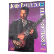 John Patitucci Electric Bass 2 - MMBK0049CD ( PP1473 )