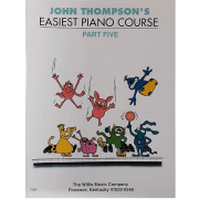 John Thompson's Easiest Piano Course - Part Five - 7347