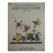 John Thompson's Easiest Piano Course - Parte Five 5 - 7347