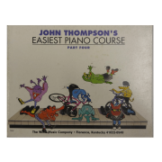 John Thompson's Easiest Piano Course - Parte Four 4 - HL00414112