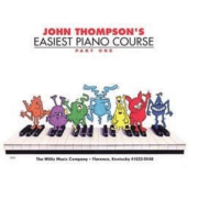 John Thompson's Easiest Piano Course - Parte One 1 - 7259 - HL0414014