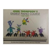 John Thompson's Easiest Piano Course - Parte Three 3 - HL0414019