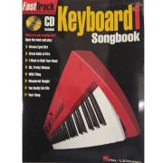 Keyboard 1 Songbook Fast Track - HL00697288