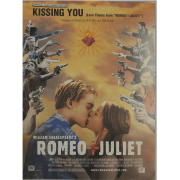 "Kissing You ( Love Theme from "" Romeo + Juliet"" ) Words and Music by Des' Ree and Tim Atack - PV9743"