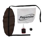 Kit Limpeza Para Flauta Transversal Paganini PLS009