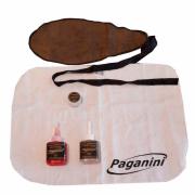 Kit Limpeza Para Sax Tenor Paganini PLS006