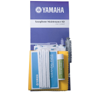Kit Para Limpeza e Manutenção de Saxofone Yamaha YAC SAXKIT