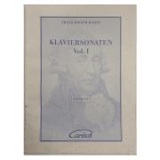 Klaviersonaten Vol.1 - Franz Joseph Haydn - Urtext 22425