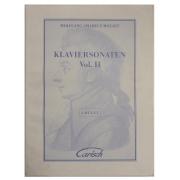 Klaviersonaten Vol. II - Wolfgang Amadeus Mozart - Urtext 22302