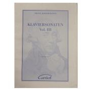 Klaviersonaten Vol. III - Franz Joseph Haydn - Urtext 22427
