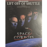 Lift Off Of Shuttle Composed by Lennie Niehaus - Space Cowboys PVM00113