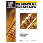 Livro Essential Elements For Band - Bb Trompete Livro 1 - HL00862575