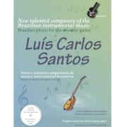 Luís Carlos Santos - Novos e talentosos compositores da música instrumental Brasileira P/ Violão - NCLCS01PE