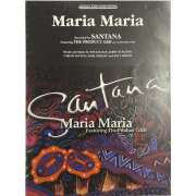 Maria Maria Recorded by Santana Featuring The Product G&B on Arista Records PVM00059