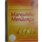 Marquinho Mendonça Vol. 1 Novos e talentosos compositores NCMM01PE