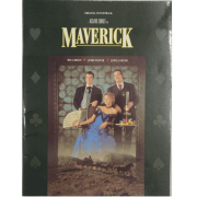 Maverick - Original Soundtrack A Richard Donner Film - Mel Gibson/Jodie Foster/James Garner VF2157