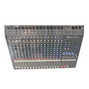 Mesa De Som Yamaha Mx200 - 24 Canais