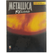 Metallica Reload Drum Edition Note-for-note Drum Transcriptions - 02503517