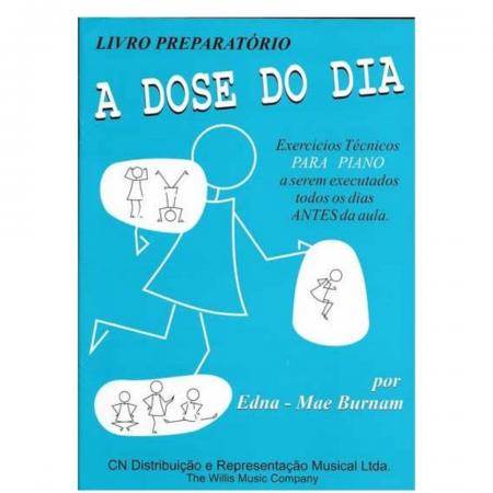 Método A Dose Do Dia - Livro Preparatório - Cn0002