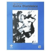 Método Gaita Diatônica - Volume 1 - Luiz Marcondes - 346M