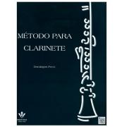 Método para Clarinete - Domingos Pecci - 185M