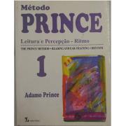 Método Prince - Leitura e Percepção - Ritmo - Vol. 1 - Adamo Prince - MPRI1